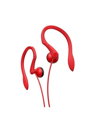 Pioneer SE-E511-R Kulakiçi Kulaklık Kırmızı